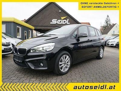 gebraucht BMW 216 Gran Tourer d Advantage *LED+NAVI*