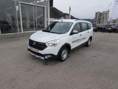 gebraucht Dacia Lodgy Stepway SCe 100 S&S Kombi / Family Van,