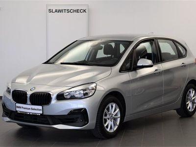 gebraucht BMW 216 Active Tourer i NP: €34.900,- Van