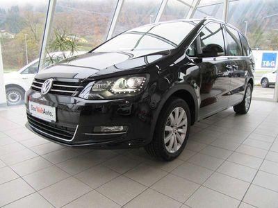 gebraucht VW Sharan Business+ SCR 2,0 TDI DSG 4Motion Kombi / Family Van