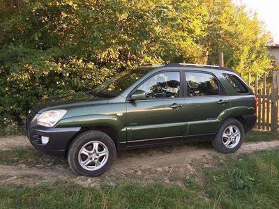 brugt Kia Sportage 4x4 SUV / Geländewagen,
