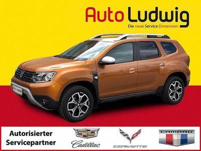 gebraucht Dacia Duster dCi 110 S&S 4WD Prestige