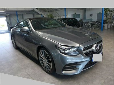 used Mercedes E400 4MATIC Aut. AMG Line Standh HUD Navi LED Panorama