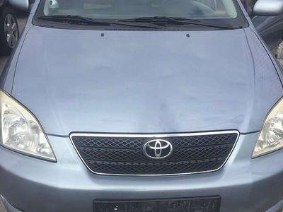 used Toyota Corolla 2.0 Limousine,