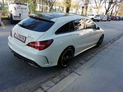 gebraucht Mercedes CLA220 CLA-KlasseAMG Line Kombi / Family Van