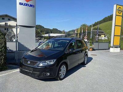 gebraucht Seat Alhambra Style 2,0 TDI CR 4WD DPF *AHV; NAVI; X... Kombi / Family Van