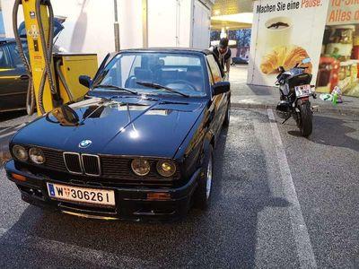 gebraucht BMW 325 Cabriolet 3er-Reihe Cabrio (E30)