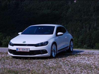 gebraucht VW Scirocco 1.4 TSI DSG Sportwagen / Coupé