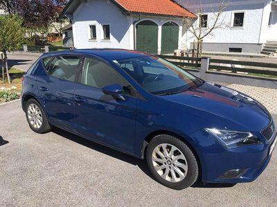 gebraucht Seat Leon 1.2 TSI Executive Klein-/ Kompaktwagen