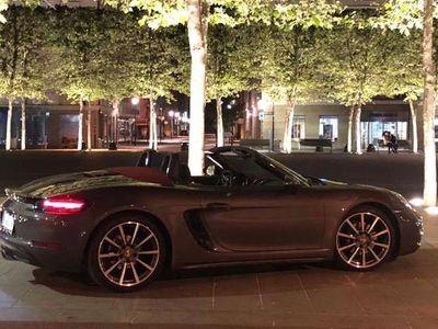 used Porsche 718 BoxsterPDK Cabrio / Roadster,
