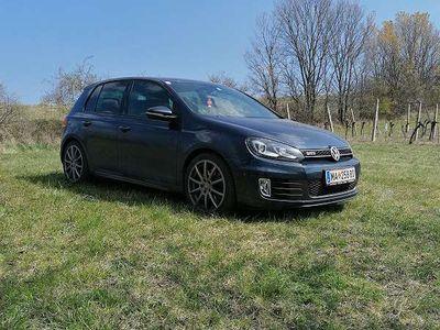 gebraucht VW Golf VI GTD 2.0 Sportwagen / Coupé