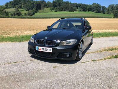 gebraucht BMW 330 3er-Reihe E91 d N57 245PS Kombi / Family Van