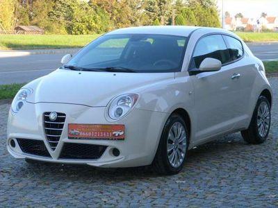 gebraucht Alfa Romeo MiTo 1,4 16V Junior***1. BESITZ***SEHR GEPFLEGT***