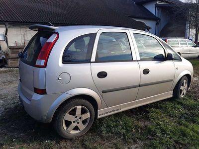 gebraucht Opel Meriva X01Monocab Klein-/ Kompaktwagen