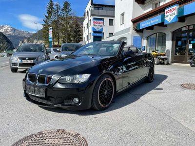 gebraucht BMW 320 Cabriolet i Österreich-Paket