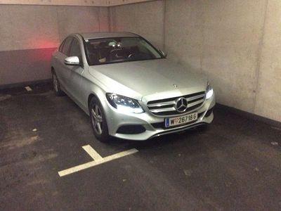 gebraucht Mercedes C180 d Limousine