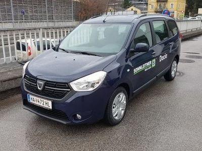 gebraucht Dacia Lodgy Supreme SCe 100 S&S 5-sitzig