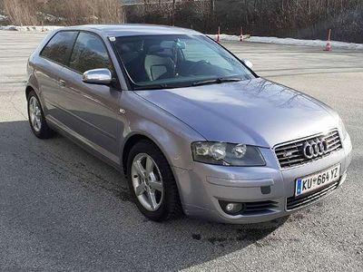 gebraucht Audi A3 S-Line Sportwagen / Coupé
