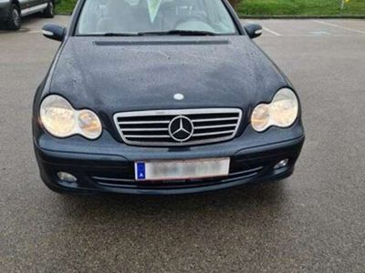 gebraucht Mercedes C200 T Classic CDI