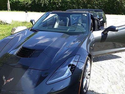 gebraucht Chevrolet Corvette Stingray Corvette C7 Cabrio Z517 G-Schalter Leder KLima US Cabrio / Roadster