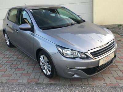 """gebraucht Peugeot 308 1,6 THP 125 Active 17"""" Felgen"""