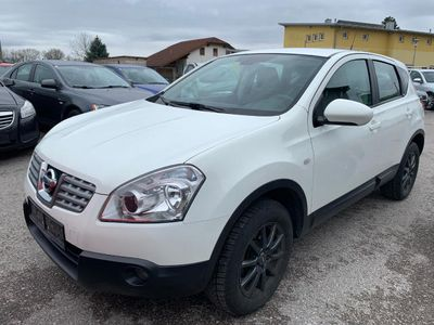 brugt Nissan Qashqai 2,0 dCi lounge 2WD DPF