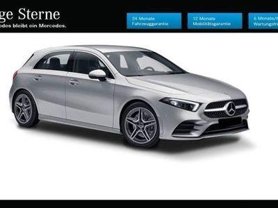 used Mercedes A180 d Aut.