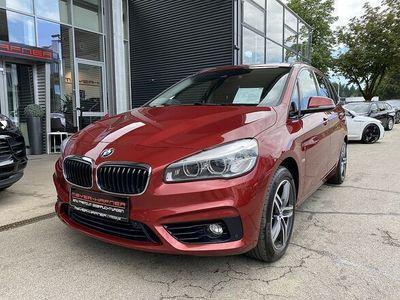 gebraucht BMW 220 Gran Tourer d Sport Line Aut.