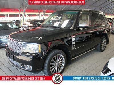 gebraucht Land Rover Range Rover 4,4TD Vogue Facelift VOLLAUSTTATTUNG