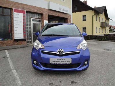 brugt Toyota Verso -S 1,33 dVVT-i Active Kombi / Family Van,