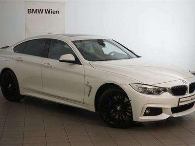 gebraucht BMW 440 4er-Reihe i xDrive Gran Coupe M Sport Aut. Sportwagen / Coupé
