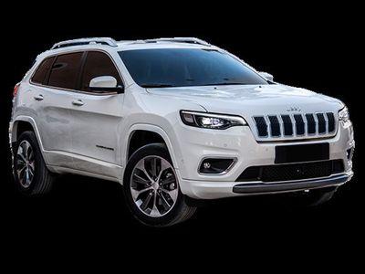 gebraucht Jeep Cherokee MCA 2,2 Diesel Overland AWD 9AT Aut.