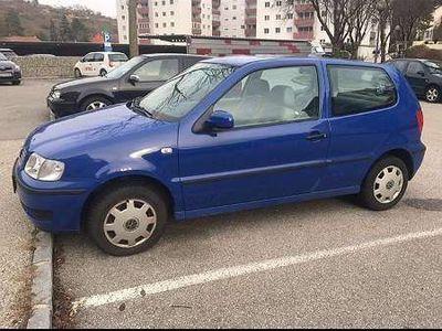 gebraucht VW Polo 6n Klein-/ Kompaktwagen,
