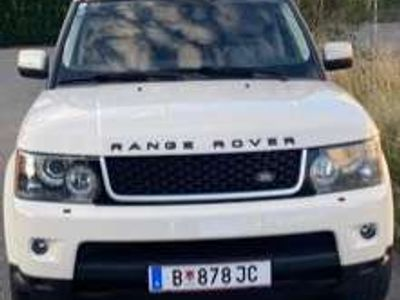 gebraucht Land Rover Range Rover Sport 3,6 TdV8 HSE Ultimate Edition