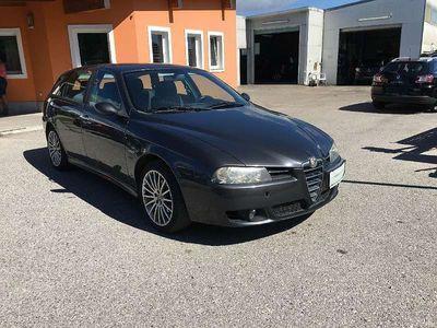 gebraucht Alfa Romeo 156 SW 1.9 JTD * EXPORT * 2. Besitz * Kombi / Family Van