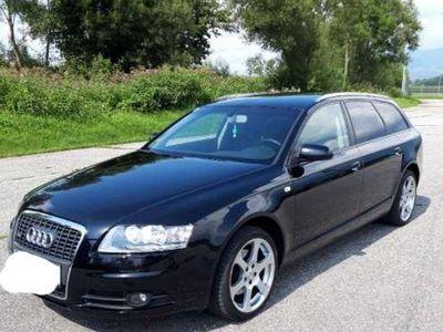 gebraucht Audi A6 Avant 2,4 V6