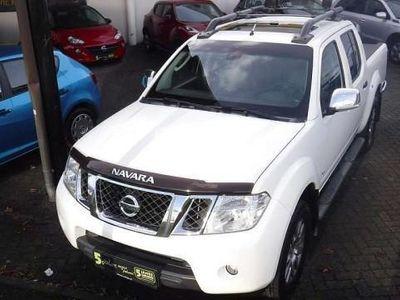 brugt Nissan Navara Double Cab LE 3,0 dCi 4x4 DPF Aut.