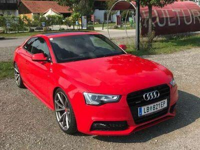 gebraucht Audi A5 Coupé 3,0 TDI quattro DPF