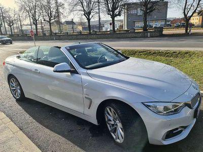 gebraucht BMW 420 4er-Reihe d Cabrio / Roadster