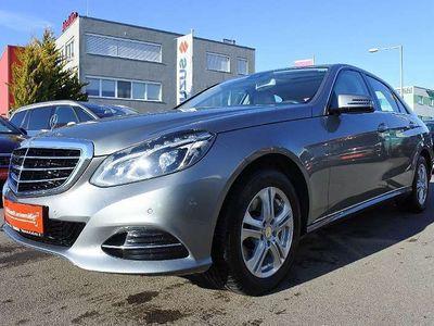 gebraucht Mercedes E300 E-KlasseBlueTEC Eleg. A-Edition Plus Aut.+nur 23700km+ Limousine,