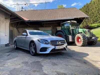 gebraucht Mercedes E220 d Limousine