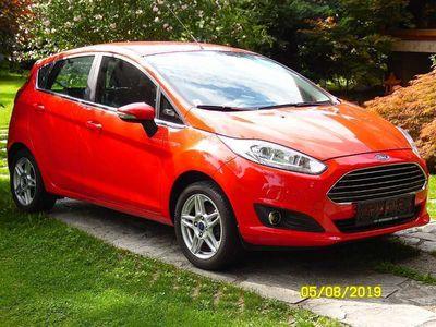 gebraucht Ford Fiesta Titanium 1,0 EcoBoost Start/Stop Klein-/ Kompaktwagen,