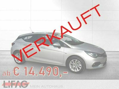 gebraucht Opel Astra 2 Turbo Direct Injection Edition Limousine