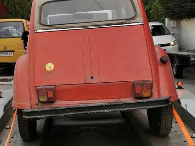 gebraucht Citroën 2CV 1 Cabrio / Roadster