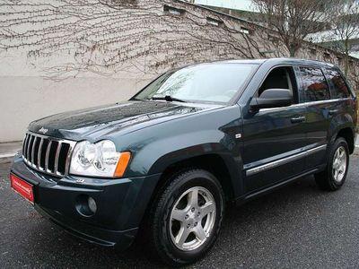 gebraucht Jeep Grand Cherokee 3,0 Limited CRD**Sof.Kredit Möglich** SUV / Geländewagen