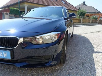 gebraucht BMW 320 3er-Reihe d Touring Aut. Navi 57tkm E-Heckkl. Kombi / Family Van