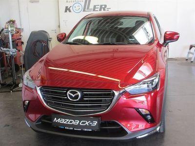 gebraucht Mazda CX-3 G121 Revolution SUV / Geländewagen,