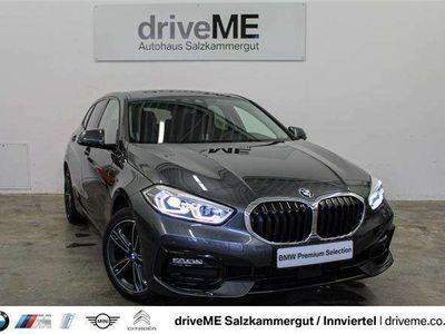 gebraucht BMW 118 d *AUTOMATIK*SITZHEIZUNG*M SPORTPAKET*