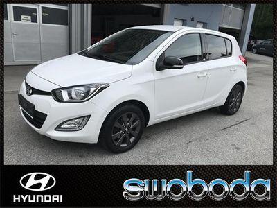 gebraucht Hyundai i20 1,25 Go, 85 PS, 5 Türen, Schaltgetriebe