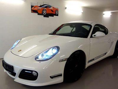 gebraucht Porsche Cayman S II 3,4 Sportwagen / Coupé